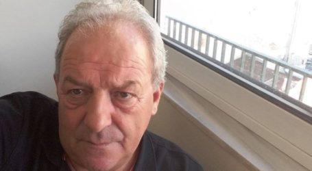 Θλίψη στην Κερασιά από τον θάνατο του 64χρονου Βαγγέλη Γραντζή