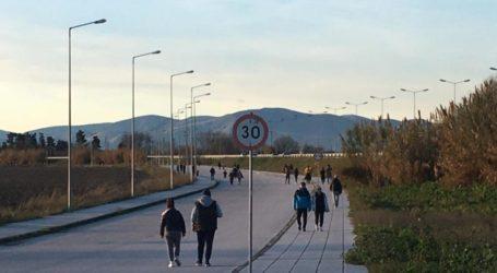 Όταν οι Λαρισαίοι περπατάνε… Αυτές είναι πιο περιζήτητες διαδρομές στην καραντίνα (πλούσιο φωτορεπορτάζ)