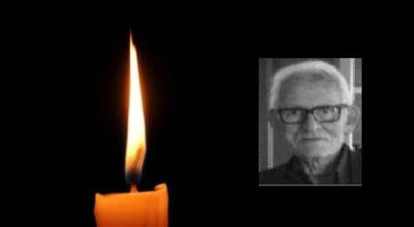 Κηδεύεται σήμερα στη Λάρισα ο Βασίλης Λάνταβος