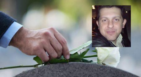 Λάρισα: Σήμερα η κηδεία του 46χρονου Λαρισαίου γεωπόνου που άφησε στην άσφαλτο την τελευταία του πνοή