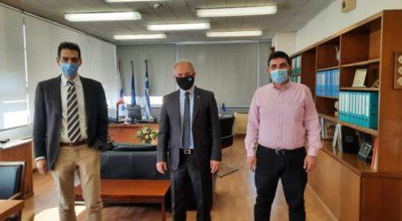 Δήμος Τεμπών: Συνάντηση με την διοίκηση του ΟΣΕ είχε ο Γ. Μανώλης – Τα θέματα που τέθηκαν