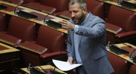 Μεϊκόπουλος: «Να δημοσιοποιηθούν τα πρακτικά της Επιτροπής που δεν επιτρέπουν κυνήγι και ψάρεμα»