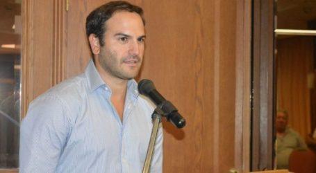 Αλέξης Παπακωνσταντίνου: Με τον νόμο Αυγενάκη θα λυθούν πολλά προβλήματα στο επαγγελματικό ποδόσφαιρο