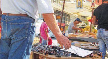 Έλεγχοι στον δήμο Τεμπών για τους πλανόδιους εμπόρους