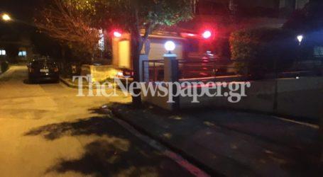 Βόλος: Φωτιά σε καμινάδα σε μονοκατοικία επί της Αρχιμήδους