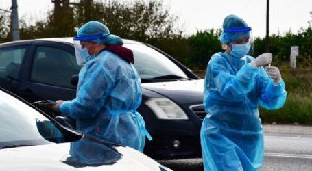 Δωρεάν rapid test μέσα από το αυτοκίνητο την Τετάρτη στη Ν. Αγχίαλο
