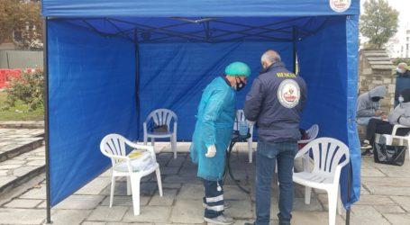 Rapid tests της Περιφέρειας Θεσσαλίας σε εκπαιδευτικούς σε Σκόπελο και Αλόννησο