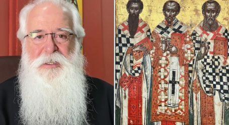 Το μήνυμα του Μητροπολίτη Δημητριάδος Ιγνατίου για την εορτή των Τριών Ιεραρχών [βίντεο]