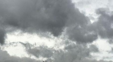 Νεφώσεις και πιθανότητα βροχής σήμερα στη Μαγνησία