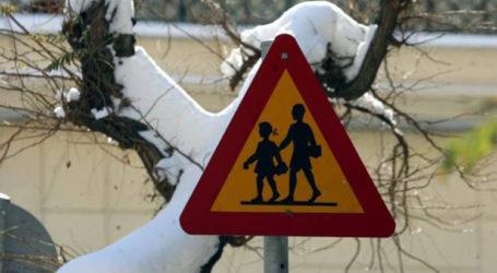 Κλειστά τα σχολεία και στον Δήμο Ζαγοράς – Μουρεσίου