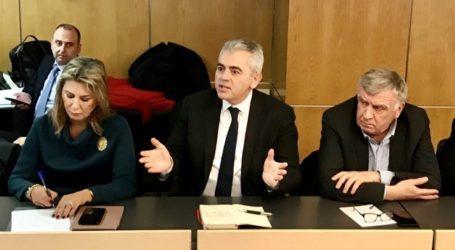 Μάξιμος Χαρακόπουλος: Στην Ολομέλεια το αδιέξοδο του Αχελώου
