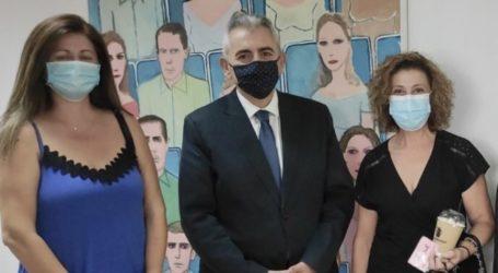 Χαρακόπουλος: Επίσπευση αποζημίωσης εργαζομένων στα «Σούπερ Μάρκετ Λάρισα»