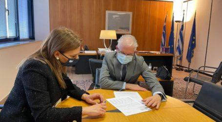 Μπίζιου: Ως το τέλος Φεβρουαρίου θα πληρωθούν τα ΠΣΕΑ του 2017 στους αμυγδαλοπαραγωγούς της Ελασσόνας και του Κιλελέρ