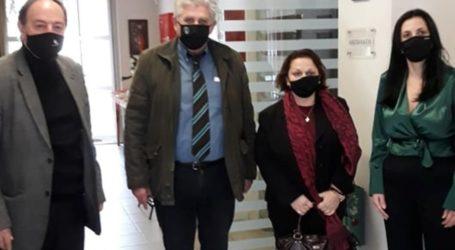 Προσφορά στο Κοινωνικό Φαρμακείο του Δήμου Λαρισαίων από τους δικηγόρους της Λάρισας