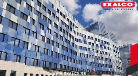 Διαπρέπει διεθνώς η Λαρισινή EXALCO: Στην κατασκευή της Περιφερειακής Διεύθυνσης Δικαστικής Αστυνομίας στο Παρίσι!