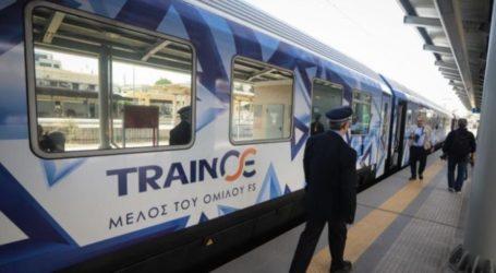 «Φρένο» σε δύο αμαξοστοιχίες του ΟΣΕ σε δρομολόγια Λάρισα – Θεσσαλονίκη