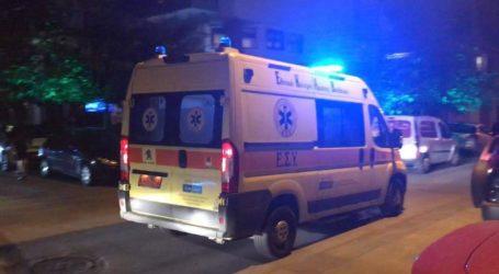 Βόλος: Τροχαίο με τραυματία στον Περιφερειακό