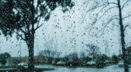 Βροχερός σήμερα ο καιρός στη Μαγνησία με θυελλώδεις ανέμους