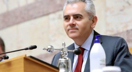 """Χαρακόπουλος: Συγχαρητήρια στον Ι. Κτιστάκη – """"Επάξια η εκλογή σας ως δικαστή στο ΕΔΔΑ"""""""