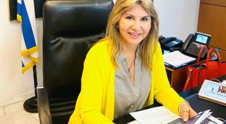 Ζέττα Μακρή: Καλύφθηκε το κενό του μαθηματικού στο Γυμνάσιο Ζαγοράς