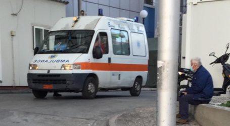 Εκτάκτως στη Λάρισα 12χρονος Βολιώτης μετά από σπασμούς