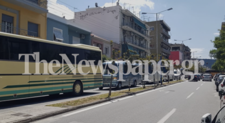 Μαγνησία: Επιστολή διαμαρτυρίας τον ιδιοκτητών τουριστικών λεωφορείων στα Υπουργεία