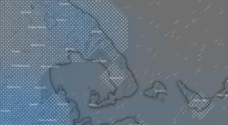 Την Κυριακή το πέρασμα του χιονιά από τη Μαγνησία – Τελευταία νέα από τους μετεωρολόγους