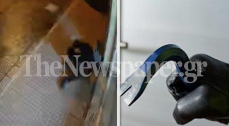 Βόλος: Διέρρηξαν πιτσαρία και έκλεψαν… δραχμές! – Δείτε το βίντεο από το κλειστό κύκλωμα