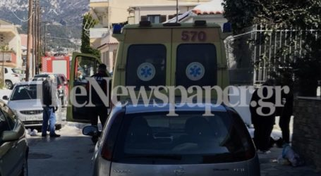 Βόλος: Κλειδωμένη γυναίκα ζήτησε βοήθεια – Επιχείρηση ΕΚΑΒ, Αστυνομίας και Πυροσβεστικής [εικόνες]