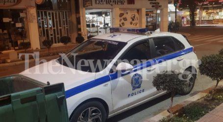 Βόλος: Συνελήφθη 37χρονος για την επίθεση στα γραφεία της ΝΔ