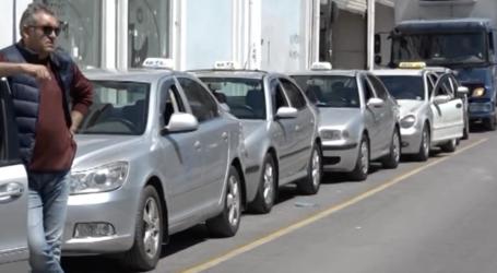 Σε απόγνωση οι ιδιοκτήτες ταξί στον Βόλο – 65% πτώση του τζίρου