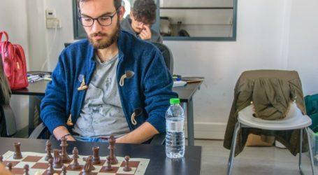 3η η Ραφτοπούλου της Ακαδημίας Σκακιστών Βόλου στην Κ16 του Πανελλήνιου Πρωταθλήματος Blitz
