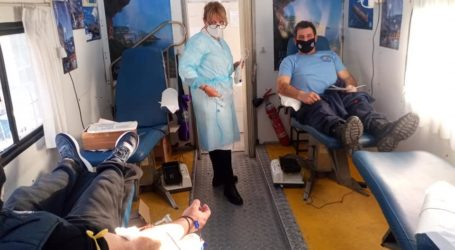 Εθελοντική αιμοδοσία σήμερα στον Βόλο από τη Λέσχη Ειδικών Δυνάμεων