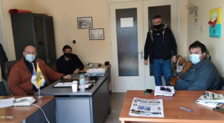 Η περιοχή του Βενέτου απασχόλησε σύσκεψη στο Δημαρχείο Ρ. Φεραίου