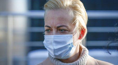 Δικαστήριο επέβαλε πρόστιμο στη σύζυγο του Ναβάλνι για τη συμμετοχή της στις χθεσινές διαδηλώσεις