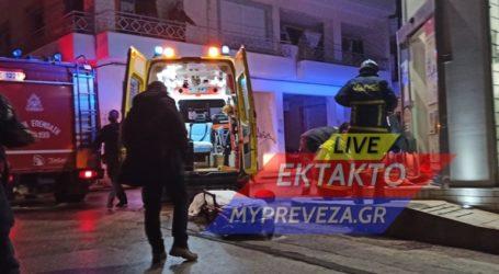 Νεκρός 28χρονος δικυκλιστής σε τροχαίο στην Πρέβεζα