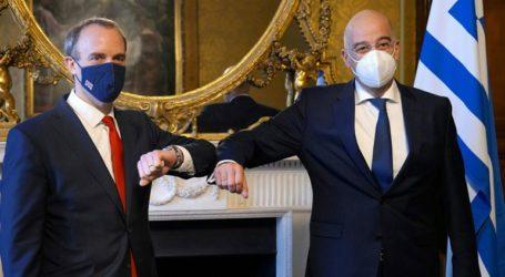 Κοινή βούληση Ελλάδας-Ηνωμένου Βασιλείου για μια ισχυρή σχέση στη μετά-Brexit περίοδο
