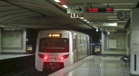 Θετικοί στον κορωνοϊό δέκα εργαζόμενοι του μετρό