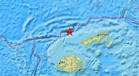 Σεισμός 5,8 R στα νησιά Φίτζι