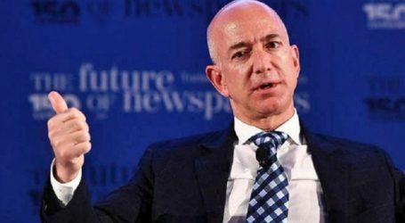 Ο Τζεφ Μπέζος θα παραιτηθεί από εκτελεστικός διευθυντής της Amazon