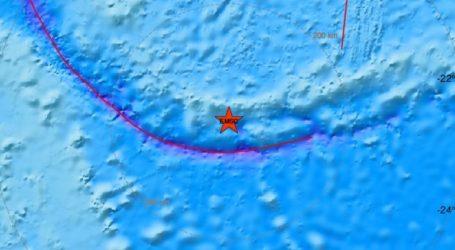 Σεισμός 5,7 R στα Νησιά Λογιάλιτι
