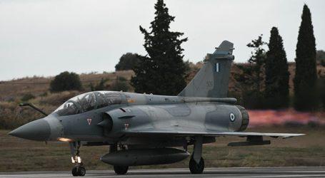 Στην Τανάγρα για την άσκηση «Σκύρος 2021» τέσσερα μαχητικά Rafale της γαλλικής Πολεμικής Αεροπορίας