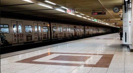Κλείνουν το μεσημέρι έξι σταθμοί του Μετρό