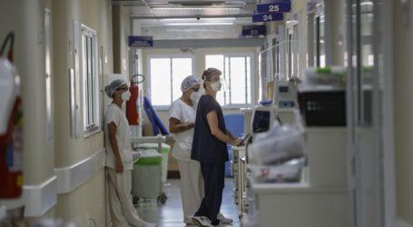 1.254 θάνατοι το τελευταίο 24ωρο στη Βραζιλία