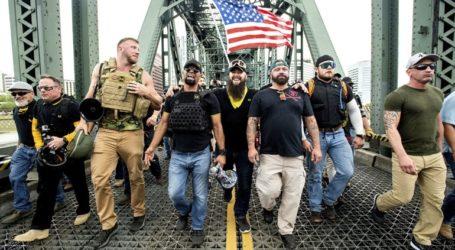 Στη λίστα των τρομοκρατικών οργανώσεων οι Proud Boys