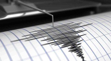 Ασθενής σεισμική δόνηση 3,7 Ρίχτερ στην Καλαμάτα
