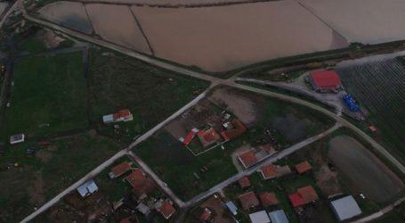 Στα επτά μέτρα η στάθμη του νερού στο Πέταλο Φερών