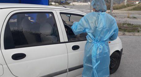 Σε 7.305 rapid test στη χώρα βρέθηκαν 65 κρούσματα Covid-19