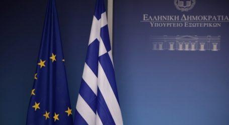 «Η Ελλάδα χαιρετίζει την εκλογή του Προέδρου του Συμβουλίου της Προεδρίας, των μελών του και του πρωθυπουργού της Λιβύης»