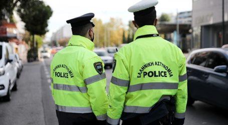 Μπαράζ ελέγχων της αστυνομίας για τα μέτρα αποφυγής της διάδοσης του κορωνοϊού